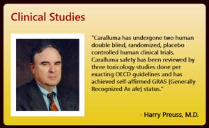 caralluma clinical studies