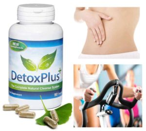 detox plus colon cleanse from evolution slimming