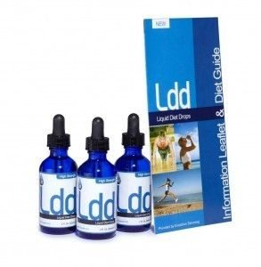 Liquid Diet Drops LDD Hormone Free safe HCG alternative buy drom Evolution Slimming