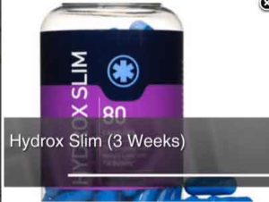 xydrox slim for 3 weeks weight loss scam or legit best quality on the market