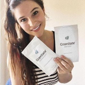 gravitate nutrition girl